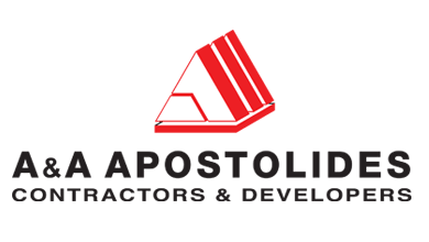 Apostolides Construction Logo