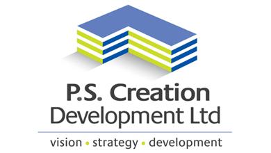 PS Creation Logo