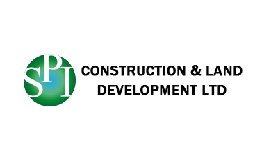 SPI Construction & Land Development Ltd Logo