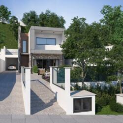 Modern Hill House No 1