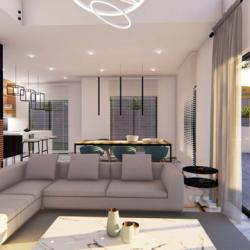 Ac Demetriou Developers Contemporaty Townhouses For Sale Interior