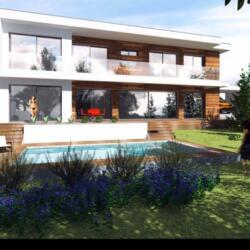 Limassol Sfalaggiotissa Villas For Sale House A Gardens