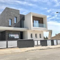 Modern Detached Houses For Sale In Agios Athanasios