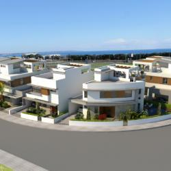 Irini Gardens Residential Project In Dekelia