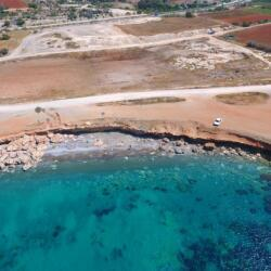Ormidia Beachfront With 9996m2 Agricultural Land For Sale