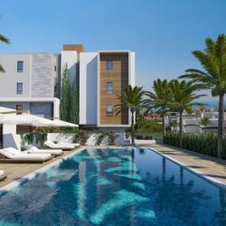 Marr Apartments Exterior Pool