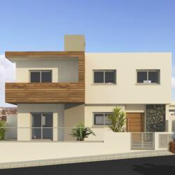 Detached Houses In Kolossi