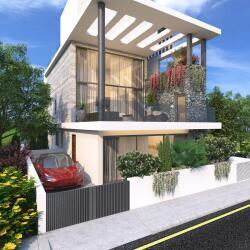Kissos Luxury Residences In Paphos