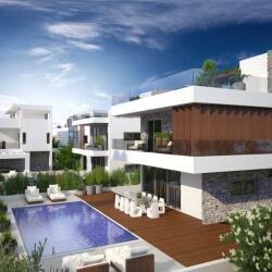Laguna Beachfront Villas Luxurious Villas Near Paphos Marina