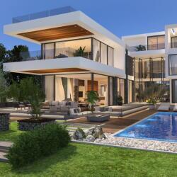 Marina Beachfront Villa Luxurious 8 Bedroom Villa Near Paphos Marina