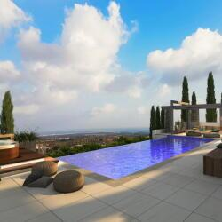 Santa Monica Villas Hilltop Location In Paphos