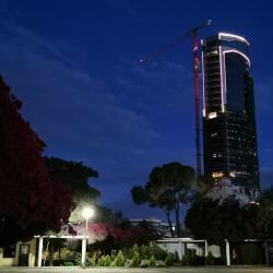 360 Nicosia Landmark By Night