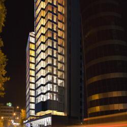 Metropolitan Commercial Building In Nicosia