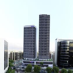 Metropolitan Commercial Building Nicosia